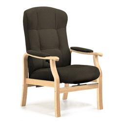 Sorø Light stolen - otiumstol i let moderne design